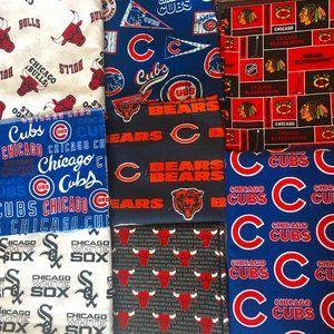 Pick 3! Chicago Sports Teams Masks